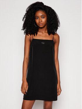 Calvin Klein Jeans Calvin Klein Jeans Kasdieninė suknelė J20J215669 Juoda Regular Fit