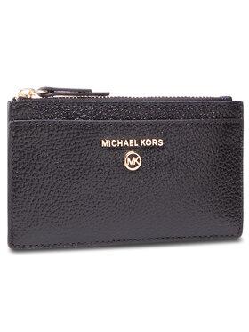 MICHAEL Michael Kors MICHAEL Michael Kors Custodie per carte di credito Jet Set Charm 34H0GT9D6L Nero