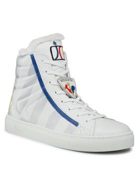 Rossignol Rossignol Členková obuv Jcc W Stripes RNJWJ20 Biela