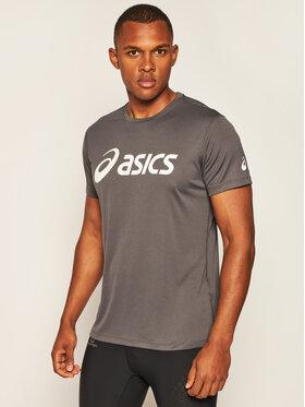 Asics Asics Techniniai marškinėliai Silver 2011A474 Pilka Regular Fit