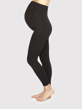 SPANX SPANX Κολάν εγκυμοσύνης Mama Look at Me Now 20134R Μαύρο Slim Fit