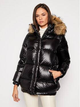 Woolrich Woolrich Pernate jakne Aliquippa CFWWOU0285FRUT1702 Crna Regular Fit