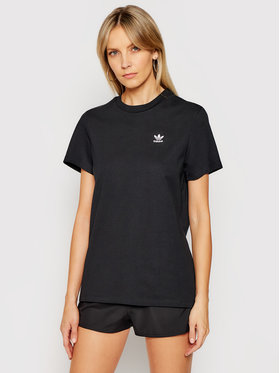 adidas adidas T-Shirt adicolor Classics GN2919 Czarny Loose Fit