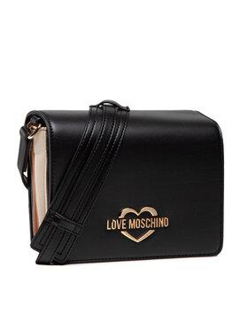 LOVE MOSCHINO LOVE MOSCHINO Дамска чанта JC4173PP1DLG100A Черен