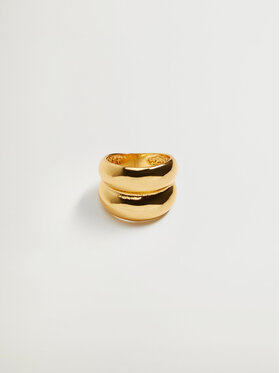 Mango Mango Gyűrű Elle 87092013 Arany