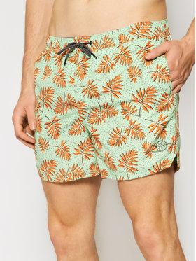 Jack&Jones Jack&Jones Pantaloni scurți pentru înot Bali 12184801 Verde Regular Fit