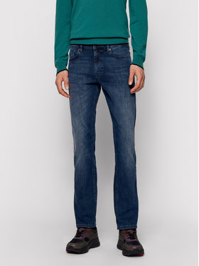 Boss Boss Jeans Delaware BC-L-P Soundtrack 50443364 Dunkelblau Slim Fit
