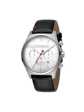 Esprit Esprit Hodinky ES1G053L0015 Čierna
