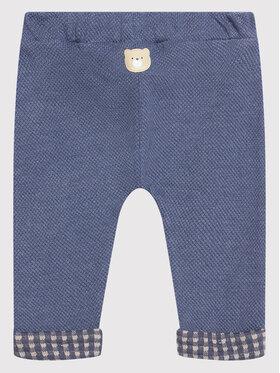 United Colors Of Benetton United Colors Of Benetton Текстилни панталони 3ZTJMF269 Син Regular Fit