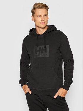 Helly Hansen Helly Hansen Bluza Hh Box 53289 Czarny Regular Fit