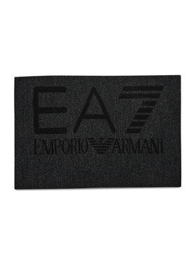 EA7 Emporio Armani EA7 Emporio Armani Шаль 285381 0A120 20741 Чорний