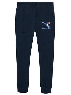 Diadora Diadora Sportinės kelnės Chromia 102.176490 Tamsiai mėlyna Regular Fit
