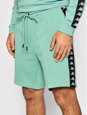 Kappa Kappa Pantaloncini sportivi Joyo 310052 Verde Regular Fit