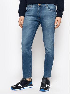 Wrangler Wrangler Jeans Slim Fit Larston W18S99029 Blu Slim Fit