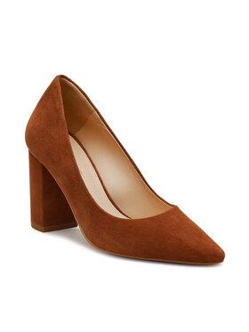 Solo Femme Solo Femme Κλειστά παπούτσια 75403-8A-L41/000-04-00 Καφέ