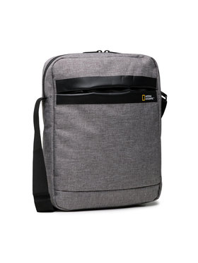 National Geographic National Geographic Brašna Shoulder Bag N13104.22 Šedá