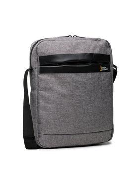 National Geographic National Geographic Мъжка чантичка Shoulder Bag N13104.22 Сив