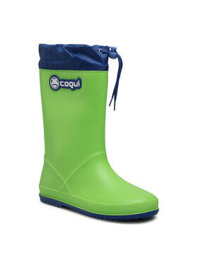 Coqui Coqui Гумени ботуши 8509-100-1420 Зелен