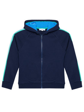 Little Marc Jacobs Little Marc Jacobs Sweatshirt W25469 D Dunkelblau Regular Fit