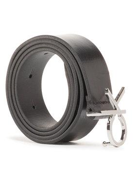 Calvin Klein Calvin Klein Női öv Ck Low Fix Belt 30mm K60K606716 Fekete