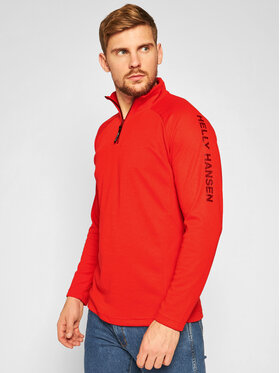 Helly Hansen Helly Hansen Felpa tecnica Hp ½ Zip 54213 Rosso Fitted Fit