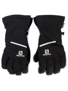 Salomon Salomon Мъжки ръкавици Insulated Gloves Gants 11825000 Черен