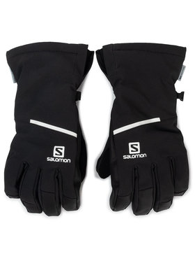 Salomon Salomon Pánske rukavice Insulated Gloves Gants 11825000 Čierna