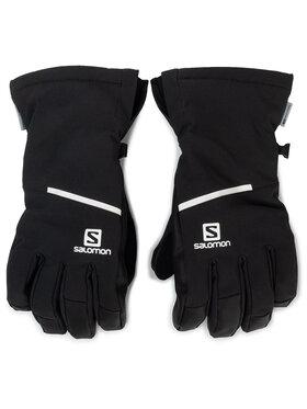 Salomon Salomon Vyriškos Pirštinės Insulated Gloves Gants 11825000 Juoda
