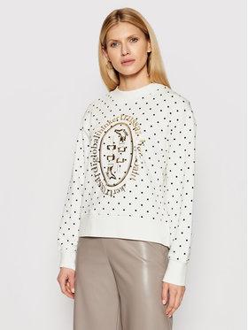 Trussardi Trussardi Sweatshirt 56F00131 Weiß Relaxed Fit