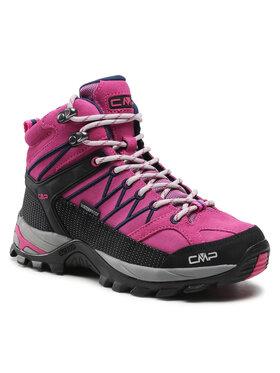 CMP CMP Παπούτσια πεζοπορίας Rigel Mid Wmn Trekking Shoe Wp 3Q12946 Ροζ