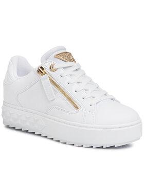 Guess Guess Sneakersy Figgi FL6FII FAL12 Bílá