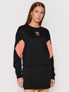 Puma Puma Sweatshirt Rebel 583559 Schwarz Relaxed Fit