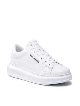 KARL LAGERFELD KARL LAGERFELD Sneakers KL62525 Alb