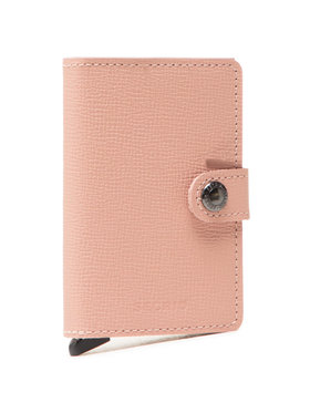 Secrid Secrid Malá dámská peněženka Miniwallet MC Růžová
