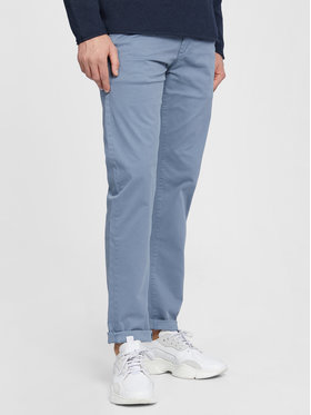 Vistula Vistula Chino kalhoty Cortado XA0340 Modrá Regular Fit