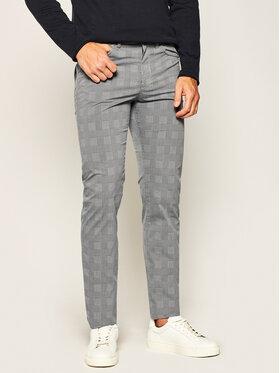 Boss Boss Pantaloni din material Delaware3-9-20 50425138 Gri Slim Fit