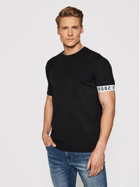 Dsquared2 Underwear Dsquared2 Underwear T-shirt D9M3S3450.01014 Nero Slim Fit