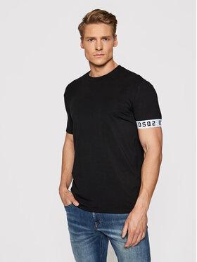 Dsquared2 Underwear Dsquared2 Underwear T-shirt D9M3S3450.01014 Noir Slim Fit