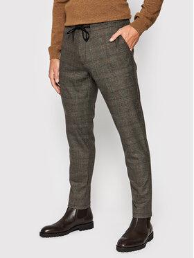 Roy Robson Roy Robson Текстилни панталони 948-51 Сив Regular Fit