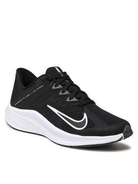 Nike Nike Boty Quest 3 CD0232-002 Černá