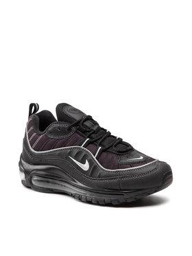 Nike Nike Обувки Air Max 98 640744 013 Черен