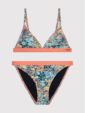 Roxy Roxy Maillot de bain femme Marine Bloom ERGX203351 Multicolore