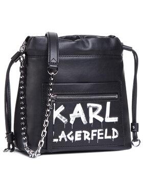 KARL LAGERFELD KARL LAGERFELD Kabelka 206W3074 Čierna