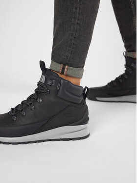 The North Face The North Face Bakancs Back-To-Berkeley Mid Wp NF0A4AZEWL41 Fekete