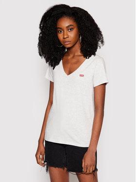 Levi's® Levi's® T-Shirt The Perfect Tee 85341-0020 Šedá Regular Fit