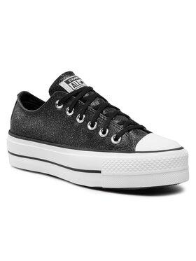 Converse Converse Sneakers aus Stoff Ctas Lift Ox 569377C Schwarz