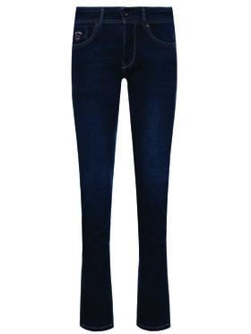 Pepe Jeans Pepe Jeans Дънки Emerson PB201221 Тъмносин Slim Fit