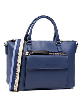 Desigual Desigual Τσάντα 21SAXPB2 Σκούρο μπλε