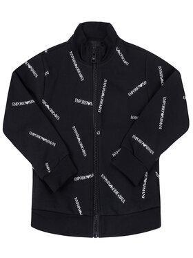 Emporio Armani Emporio Armani Sweatshirt 3H4B07 4J0MZ F928 Schwarz Regular Fit