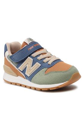 New Balance New Balance Sneakersy YV996ON3 Zielony
